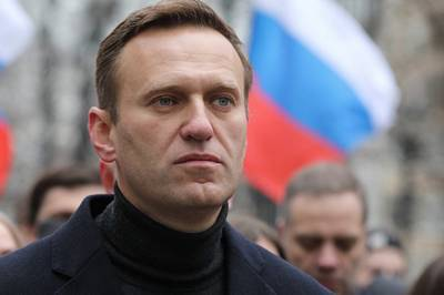 Суд над Навальным начался прямо в отделении полиции. ООН может собраться на чрезвычайное заседание