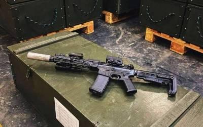 Украина начала переговоры по закупке партии штурмовых винтовок стандарта НАТО