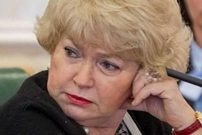 Брянская экс-сенатор Совфеда Нарусова задолжала Пенсионному фонду кругленькую сумму денег