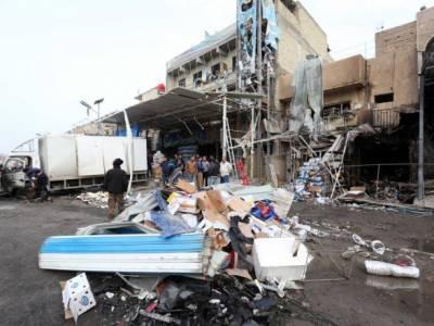 Теракт в Багдаде: в результате подрыва смертников погибли по меньшей мере 28 человек
