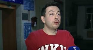 Полиция сообщила о проверке обстоятельств избиения журналиста Тотрова