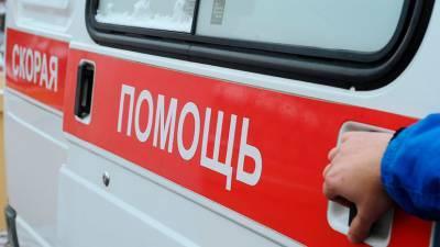 В Новосибирской области произошло ДТП с участием восьми автомобилей