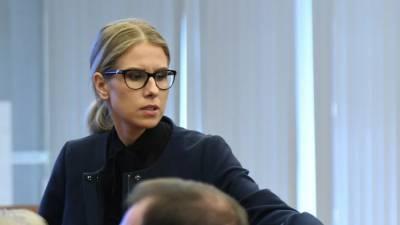 Суд Москвы оштрафовал Любовь Соболь за призывы на незаконную акцию