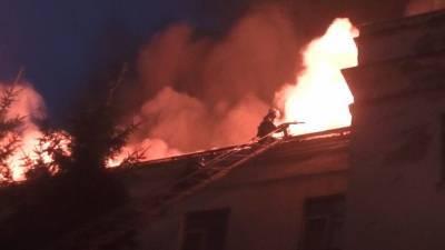 На Украине арестованы подозреваемые по делу о пожаре в доме престарелых в Харькове