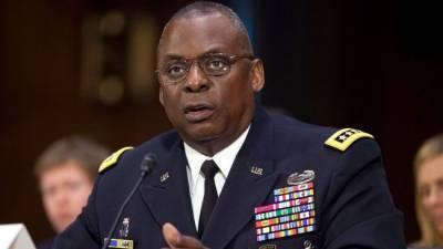 Глава Пентагона обсудил с британским коллегой угрозы от России и Китая