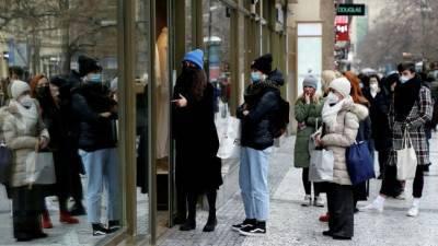 В Чехии рестораны и кафе открылись в знак протеста против карантина