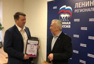Сергей Бебенин: «Диктант Победы» не дает забыть подвиг наших дедов и прадедов