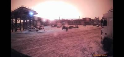 В Уфе прогремел взрыв на заводе по производству нефтехимической продукции
