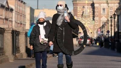 В Петербурге в ближайшее время могут смягчить ограничения по COVID-19