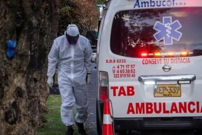 В Колумбии объявлен трёхдневный траур по умершим из-за коронавируса