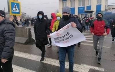 Забастовка моряков в Одессе. Интересные подробности - СМИ