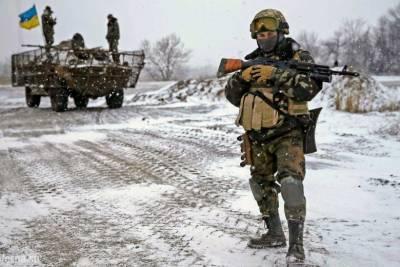 День на Донбассе: на обстрелы оккупантов военные ОС открыли ответный огонь