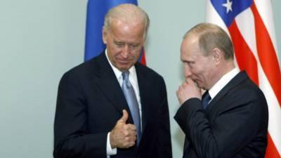Байден и Путин по телефону обсудили Украину