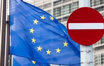 Шесть стран присоединились к третьему пакету санкций ЕС в отношении режима Лукашенко