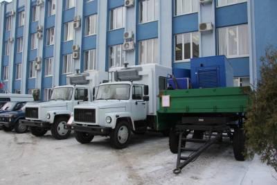 Минобороны подтвердило готовность автомобилей «РВК-Воронеж»
