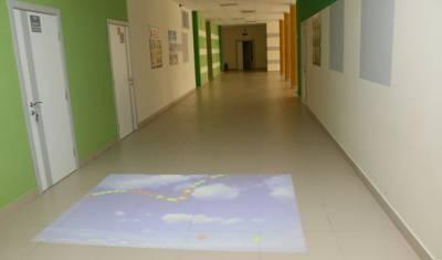 В филиале тюменской школы №92 сработала пожарная сигнализация