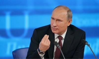 Путин назвал нынешнюю мировую экономику деструктивной