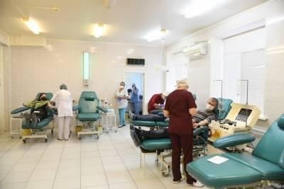 2000 жителей Волгоградской области стали донорами антиковидной плазмы