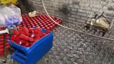 """В Екатеринбурге задержаны подозреваемые в продаже """"паленки"""""""