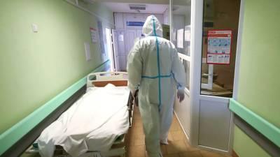 В России выявили 34 303 случая коронавируса за сутки