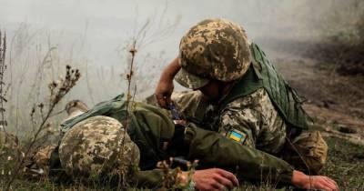 Российские наемники на Донбассе применили запрещенное оружие, боец ВСУ получил ранение
