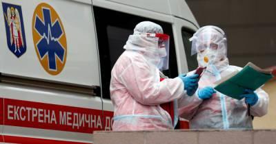 В Украине за сутки обнаружили более 19 тысяч новых случаев COVID-19