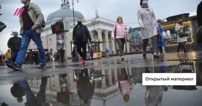 «Давление на людей — неправильный подход»: врач-инфекционист — о перспективах обязательной вакцинации и результатах новых ограничений в России
