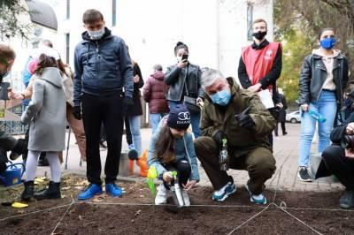 Результаты первого Дня тюльпанонасаждения оценят весной 2022 года