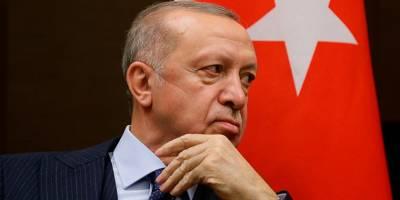 Эрдоган передумал высылать послов иностранных государств