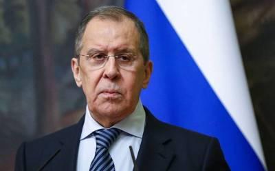 Сергей Лавров рассказал о попытке госпереворота в России, прокомментировал слова немецкого министра обороны, заявил о закрытии постпредства при НАТО