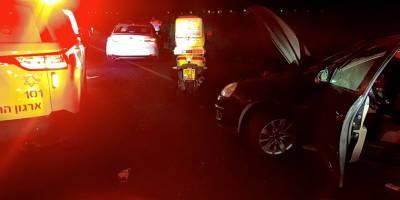 Тяжелое ДТП у на шоссе номер 7, есть погибший