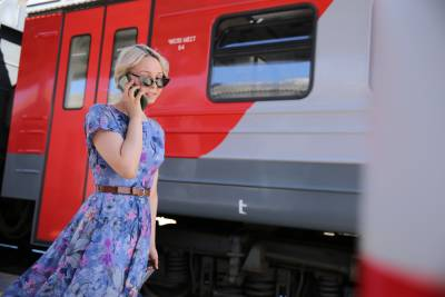 Две третьих билетов на поезда дальнего следования оформлены онлайн в январе-сентябре