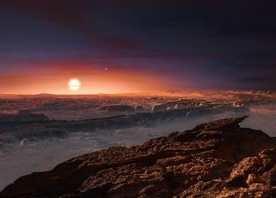 Астрономы что сигнал с Проксимы Центавра отправили не инопланетяне