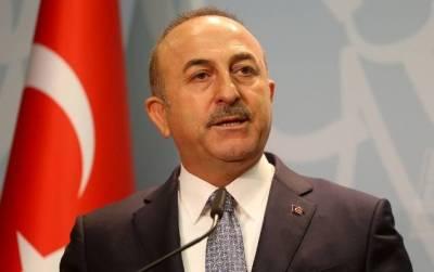 В вопросе нормализации отношений с Арменией Турция действует совместно с Азербайджаном - Чавушоглу