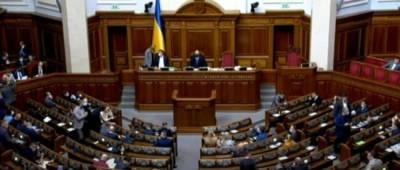 В Раде предлагают ввести ограничения для невакцинированных депутатов