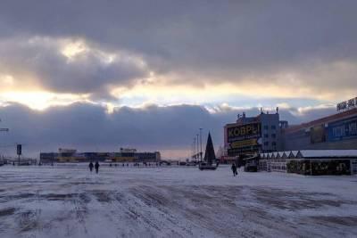 Омские синоптики спрогнозировали метель и потепление