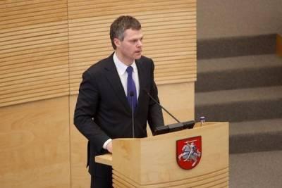 ДГБ Литвы: О пандемии и угрозах нацбезопасности