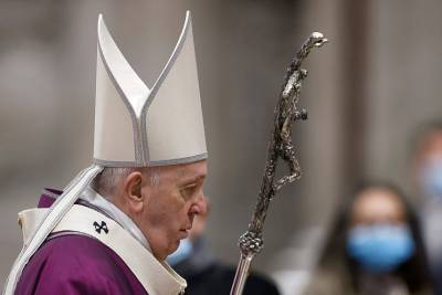 Папа Римский предрек новый Всемирный потоп