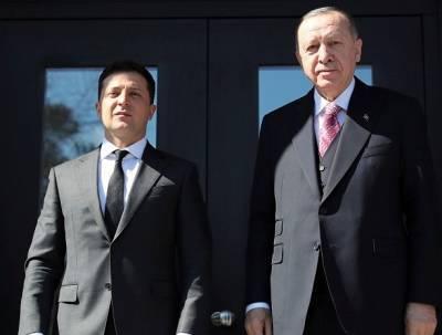 Эрдоган предпочел бы видеть Крым турецким