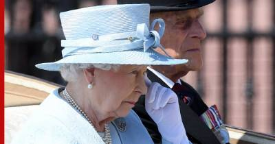 Королева была у постели принца Филиппа в момент его смерти