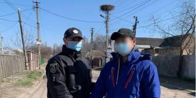 В Киевской области мужчина ради развлечения застрелил аиста