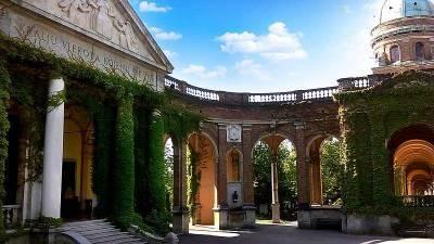 Семь объектов культурного наследия Европы находятся на грани исчезновения