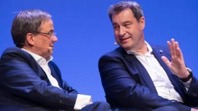 Лашет или Зедер: в Германии двое политиков намерены сразиться за пост канцлера