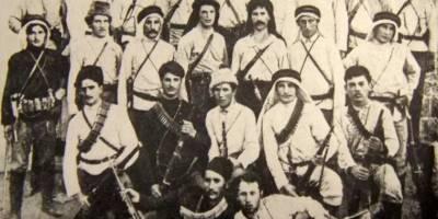 Еврейские всадники, говорившие по-арабски
