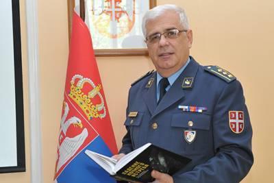 Сербским сердцем и русским оружием