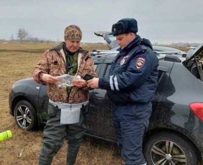 В охотничьих угодьях региона проходят рейды