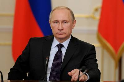"""Возможности робота """"Федора"""" показали Владимиру Путину"""