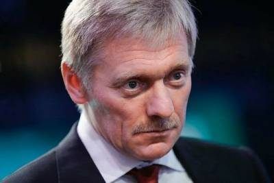 Песков прокомментировал слова Блинкена об «агрессивных действиях России»