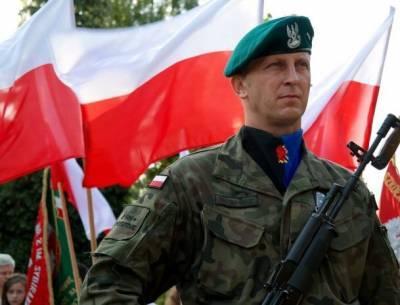 Коррупция, взятки, наркомания – визитная карточка Войска польского