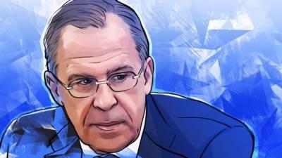 Лавров: Россия предостерегает другие страны от подпитки военных настроений Киева